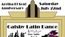 Gatsby Latin Dance