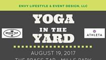 Yoga in the Yard