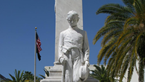 Tampa's Confederate monument will be relocated to cemetery