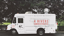 4 Rivers Smokehouse now has a food truck