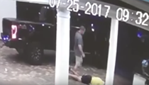 The former cop who punched a Florida valet has finally been charged