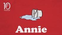 <i>Annie</i>