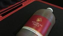 After winning a rare jug of Chicken McNugget Szechuan Sauce, an Orlando man decided to open it