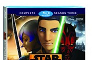 Enter for your chance to win STAR WARS REBELS: COMPLETE SEASON 3 on Blu-ray™!