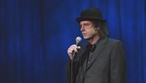 Comedian Steven Wright is the master of monotone