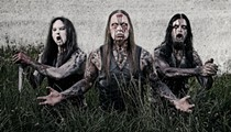 Black metal band Belphegor are coming to Orlando in November