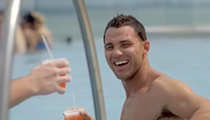 Alex Kompothecras of MTV's 'Siesta Key' was punched in the face at a bar in Tampa