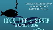 Hook Line & Sinker: Spooky October Laughs