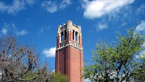 As white supremacists descend on campus, the UF bell tower played the 'Black National Anthem'