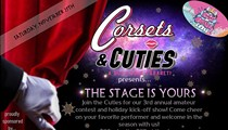 Corsets and Cuties: Amateur Contest and Holiday Kickoff