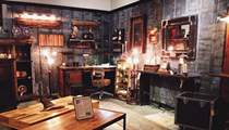 Go antiquing at Unhinged Holiday Market on Saturday