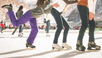 Holiday ice skating rink finally brings actual winter to Winter Park