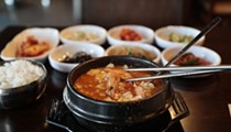 Fans of Korean tofu soup are bouncing to the BBB Tofu House