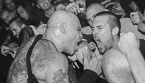 Cro-Mags legend Harley Flanagan is the avenging spirit of New York hardcore
