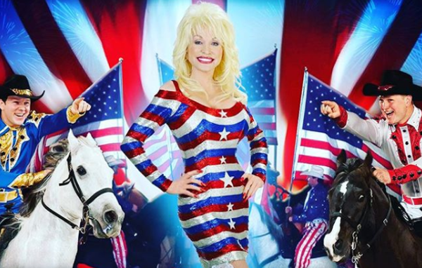 Dolly Parton S Dixie Stampede Drops The Dixie Because Of