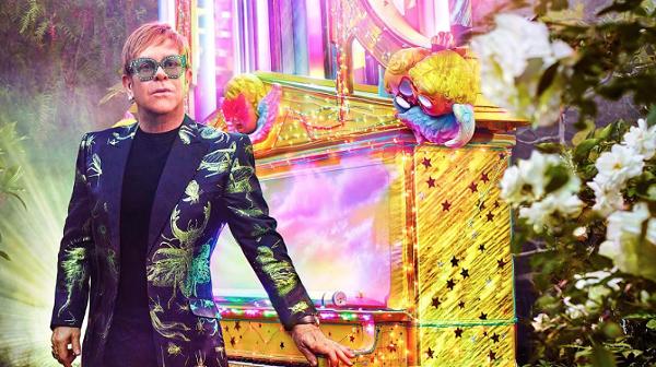Elton John will bring ...