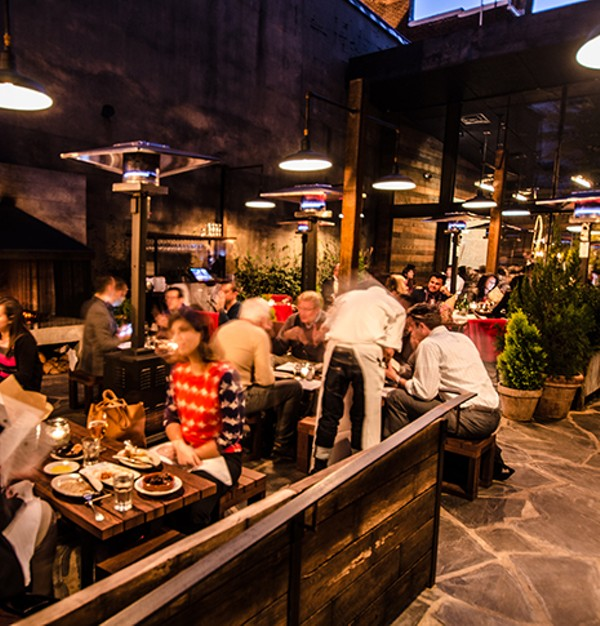 Barcelona restaurant wine bar is the forerunner of a - Restaurant umo barcelona ...