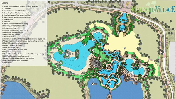 Details Released On Kissimmee S 750 Million