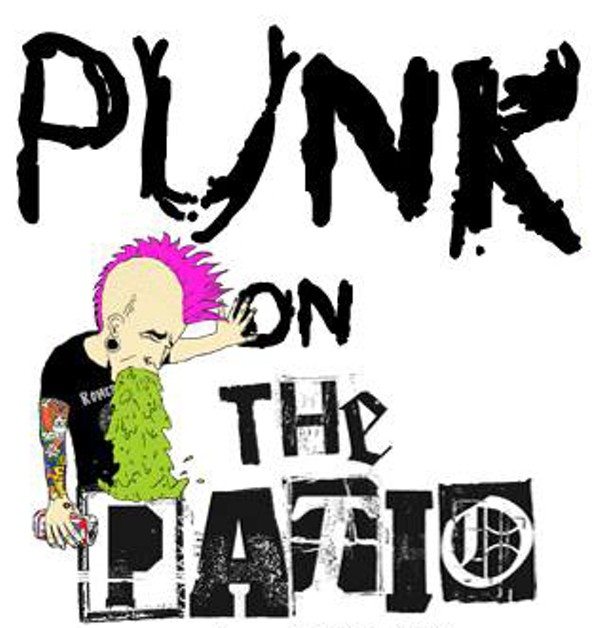 Monthly Concert Series Punk On The Patio Debuts Jan. 6 With Flashlights,  Out Go The Lights And Slumberjack | Blogs