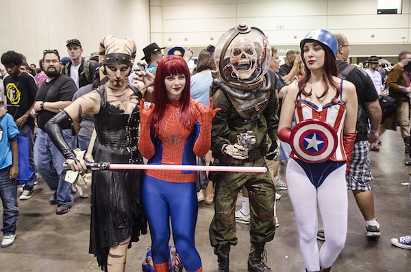 Megacon Returns With A Four Day Lineup Of Celebs Panels