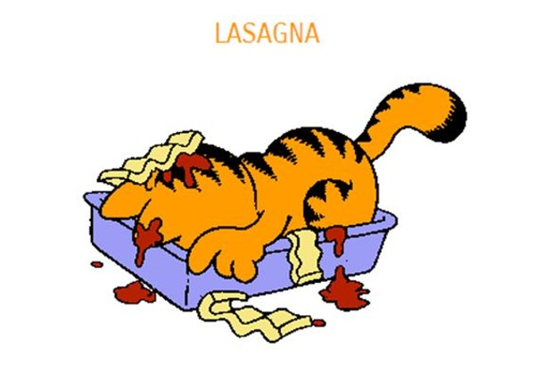National Lasagna Day Is Tomorrow Here S 3 Places To Get Your Garfield On Blogs