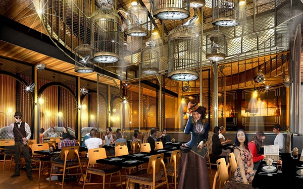 Universals Toothsome Chocolate Emporium Opens Today Blogs