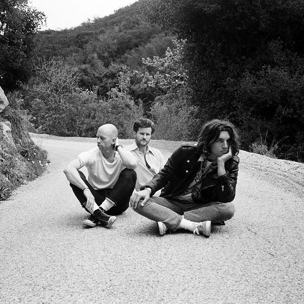 Lany: Dream-pop Band LANY Glides Their Way To Backbooth On