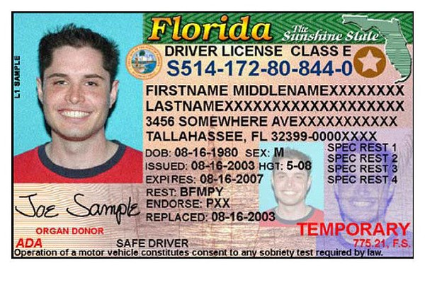 Bill nelson wants federal investigation into how florida for Driver license motor vehicle record