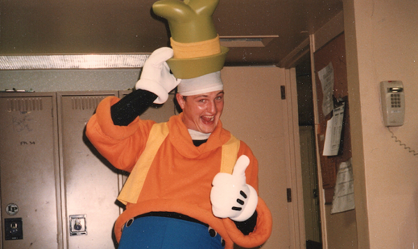 Former Goofy At Disney World For 20 Years Why Would You