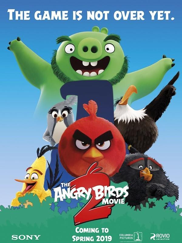 The Angry Birds Movie 2 Orlando Weekly