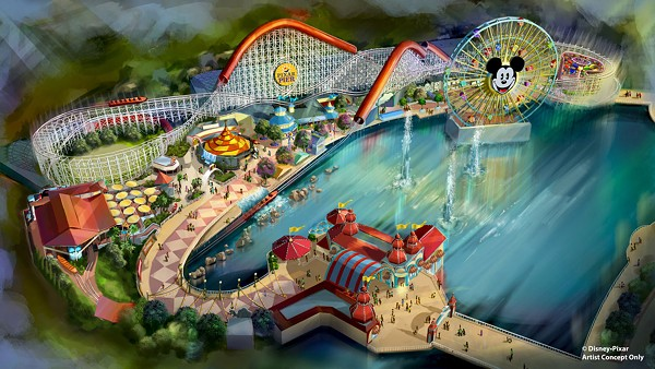 New rumor points to Pixar Pier-style redo heading to Disney's Hollywood Studios