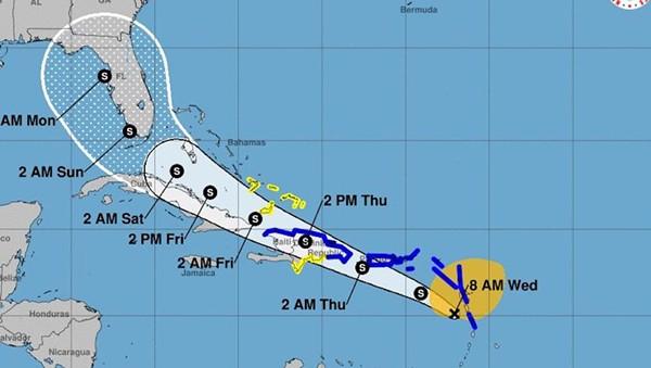 hurricane isaias - photo #25