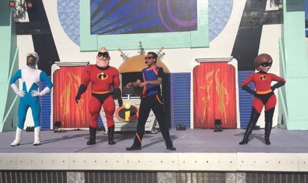 The Incredibles Won T Be Dancing For Much Longer At Magic