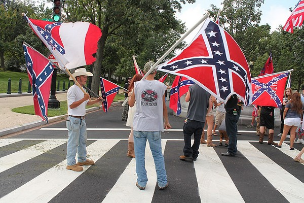 Florida Town Plans To Fly Confederate Flag At City Hall To