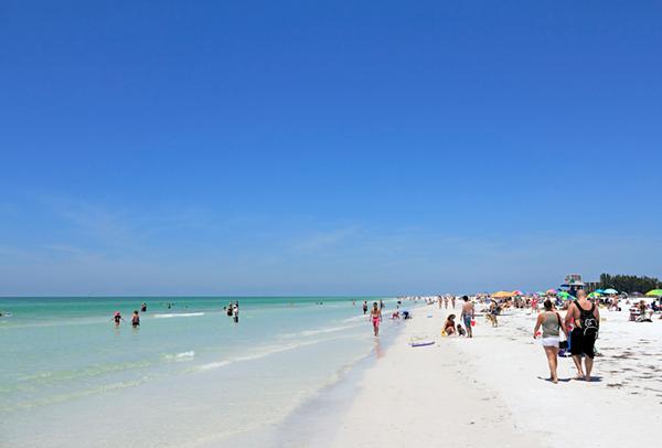 Dr Beach Best Beaches In America
