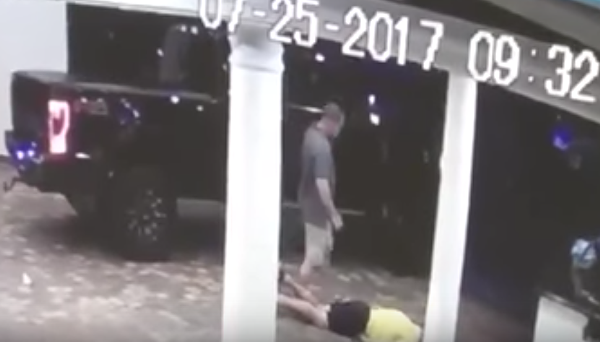 The former cop who punched a Florida valet has finally ...