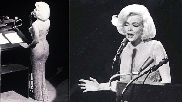 Marilyn Monroe's $5 Million 'Happy Birthday, Mr. President