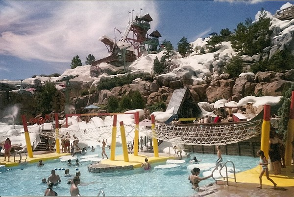 It S Been Over 20 Years Since A Major Upgrade Yet Blizzard Beach Doesn T Ear To Be Adding Any New Attractions For 2018 Blogs