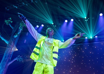 Tyler the Creator and Vince Staples come to the Orlando Amphitheater