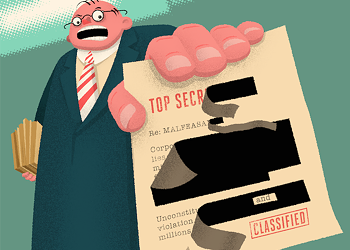 Recognizing the year's worst failures of government transparency
