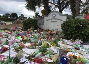 Calls for curbing gun violence continue at South Florida town hall