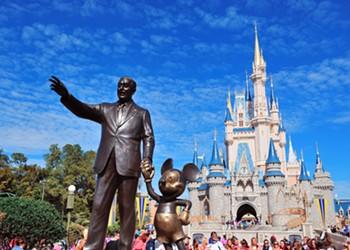 Attendance at Disney's Animal Kingdom jumped 15 percent in 2017