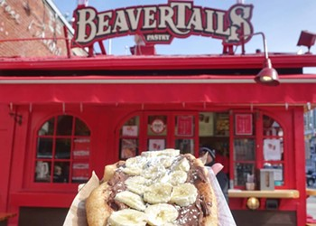 BeaverTails just opened a new location in Orlando