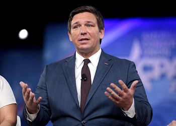 Ron DeSantis attended a conference alongside the alt-right's favorite racist, misogynistic speakers