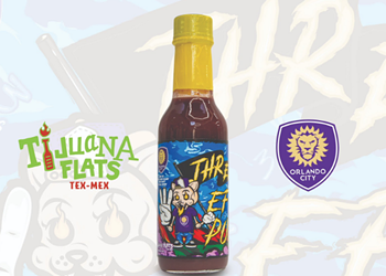 Orlando City SC is getting their own hot sauce and they want you to name it