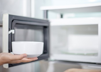 A Florida gas station owner wants people to stop warming their pee in his microwave