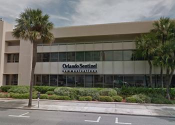 Orlando Sentinel goes through major leadership shake-up