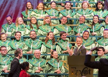 Disney's Candlelight Processional with Neil Patrick Harris will be livestreamed for the first time ever
