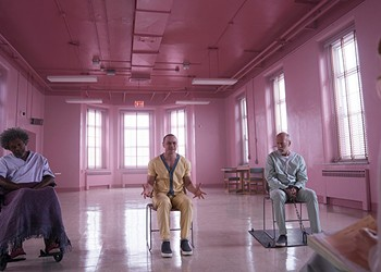 With 'Glass,' Shyamalan ends trilogy with preposterous panache