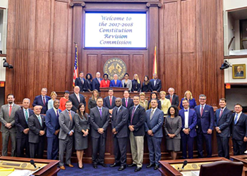 There's now a push to repeal the Florida Constitution Revision Commission